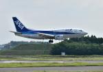 mojioさんが、成田国際空港で撮影したANAウイングス 737-54Kの航空フォト(写真)