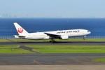left eyeさんが、羽田空港で撮影した日本航空 777-246の航空フォト(写真)