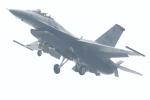rjccさんが、千歳基地で撮影したアメリカ空軍 F-16CM-50-CF Fighting Falconの航空フォト(写真)