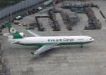 龍田航空さんが、台湾桃園国際空港で撮影したエバー航空 MD-11Fの航空フォト(写真)