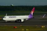 カメラマンあきさんが、新千歳空港で撮影したハワイアン航空 767-3CB/ERの航空フォト(写真)