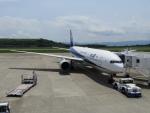 国府宮さんが、長崎空港で撮影した全日空 777-281の航空フォト(写真)