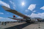 N.Naokiさんが、千歳基地で撮影した航空自衛隊 747-47Cの航空フォト(写真)