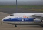 タミーさんが、中部国際空港で撮影したヴォルガ・ドニエプル航空 An-124-100M Ruslanの航空フォト(写真)