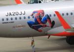 タミーさんが、中部国際空港で撮影したジェットスター・ジャパン A320-232の航空フォト(写真)