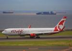 タミーさんが、中部国際空港で撮影したエア・カナダ・ルージュ 767-333/ERの航空フォト(写真)