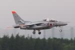 木人さんが、千歳基地で撮影した航空自衛隊 T-4の航空フォト(写真)