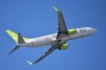 Take51さんが、那覇空港で撮影したソラシド エア 737-81Dの航空フォト(写真)