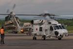 木人さんが、千歳基地で撮影した海上自衛隊 SH-60Jの航空フォト(写真)