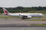 いっとくさんが、成田国際空港で撮影したスリランカ航空 A330-343Eの航空フォト(写真)