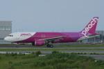 HEATHROWさんが、関西国際空港で撮影したピーチ A320-214の航空フォト(写真)