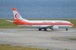 amagoさんが、関西国際空港で撮影した日本トランスオーシャン航空 737-446の航空フォト(写真)