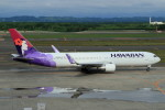 Espace77さんが、新千歳空港で撮影したハワイアン航空 767-3CB/ERの航空フォト(写真)