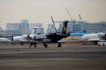KAZKAZさんが、羽田空港で撮影したTVPX ARS INC G-V-SP Gulfstream G550の航空フォト(写真)