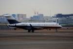 KAZKAZさんが、羽田空港で撮影したGROSVENOR HOLDINGS  BD-700-1A10 Global Expressの航空フォト(写真)