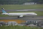 meijeanさんが、成田国際空港で撮影したエアプサン A321-231の航空フォト(写真)