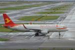 神宮寺ももさんが、関西国際空港で撮影した天津航空 A320-214の航空フォト(写真)