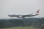 meijeanさんが、成田国際空港で撮影した中国国際航空 A330-243の航空フォト(写真)