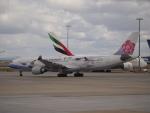 ken1☆MYJさんが、メルボルン空港で撮影したチャイナエアライン A330-302の航空フォト(写真)