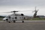 チャッピー・シミズさんが、千歳基地で撮影した海上自衛隊 SH-60Jの航空フォト(写真)