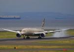 タミーさんが、中部国際空港で撮影したエティハド航空 787-9の航空フォト(写真)