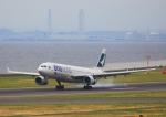 タミーさんが、中部国際空港で撮影したキャセイパシフィック航空 A330-343Xの航空フォト(写真)