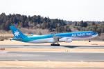 どりーむらいなーさんが、成田国際空港で撮影したエア・タヒチ・ヌイ A340-313Xの航空フォト(写真)