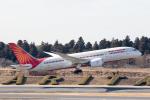 どりーむらいなーさんが、成田国際空港で撮影したエア・インディア 787-8 Dreamlinerの航空フォト(写真)