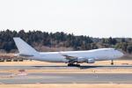 どりーむらいなーさんが、成田国際空港で撮影したアトラス航空 747-4KZF/SCDの航空フォト(写真)
