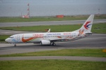 SKY☆101さんが、関西国際空港で撮影した中国東方航空 737-89Pの航空フォト(写真)