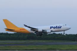 多楽さんが、成田国際空港で撮影したポーラーエアカーゴ 747-47UF/SCDの航空フォト(写真)