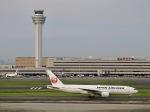 kikiさんが、羽田空港で撮影した日本航空 777-246の航空フォト(写真)