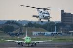 414404kazuさんが、名古屋飛行場で撮影した海上自衛隊 SH-60Kの航空フォト(写真)