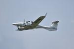 turenoアカクロさんが、高松空港で撮影した日本個人所有 DA42 TwinStarの航空フォト(写真)