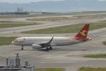 ジャンクさんが、関西国際空港で撮影した天津航空 A320-232の航空フォト(写真)