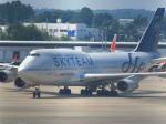 射命丸サンアークさんが、成田国際空港で撮影したチャイナエアライン 747-409の航空フォト(写真)