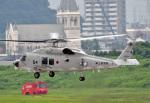 鈴鹿@風さんが、名古屋飛行場で撮影した海上自衛隊 SH-60Kの航空フォト(写真)