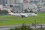 sky fly goさんが、伊丹空港で撮影したジェイ・エア ERJ-190-100(ERJ-190STD)の航空フォト(写真)