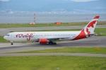 SKY☆101さんが、関西国際空港で撮影したエア・カナダ・ルージュ 767-35H/ERの航空フォト(写真)