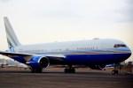 KAZKAZさんが、羽田空港で撮影したラスベガス サンズ 767-3P6/ERの航空フォト(写真)