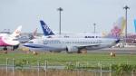 てつさんが、成田国際空港で撮影したチャイナエアライン 737-809の航空フォト(写真)