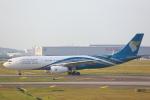 安芸あすかさんが、クアラルンプール国際空港で撮影したオマーン航空 A330-243の航空フォト(写真)