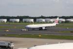 いっとくさんが、成田国際空港で撮影したチャイナエアライン A330-302の航空フォト(写真)