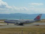 chappyさんが、関西国際空港で撮影したチャイナエアライン 747-409の航空フォト(写真)