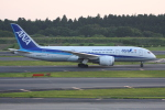 いっとくさんが、成田国際空港で撮影した全日空 787-8 Dreamlinerの航空フォト(写真)