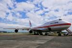 こゆたんさんが、千歳基地で撮影した航空自衛隊 747-47Cの航空フォト(写真)