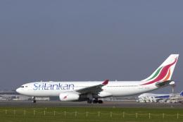 senyoさんが、成田国際空港で撮影したスリランカ航空 A330-243の航空フォト(写真)