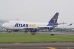デルタおA330さんが、横田基地で撮影したアトラス航空 747-481(BCF)の航空フォト(写真)
