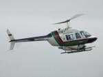 ミルハスさんが、茨城県某所で撮影したヘリサービス 206B-3 JetRanger IIIの航空フォト(写真)