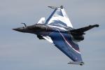 ファインディングさんが、フェアフォード空軍基地で撮影したフランス空軍 Rafale Cの航空フォト(写真)